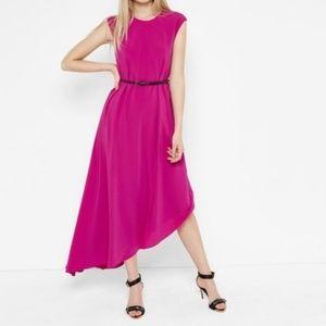 Ted Baker Prisha Asymmetrical Dress 0